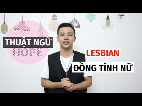 Các Thuật Ngữ Trong Đồng Tính Nữ - Lesbian   LGBT Việt Nam   Trương Chúc Linh