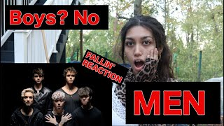 Why Don't We - Fallin' (Adrenaline) [Official Music Video]   REACTION