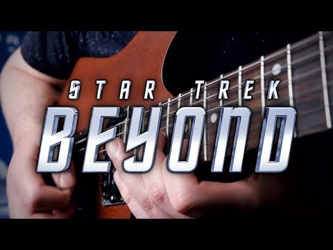 Star Trek Beyond Theme on Guitar