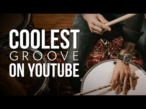 The Coolest Groove On YouTube | Drum Lesson W/ OrlandoDrummer