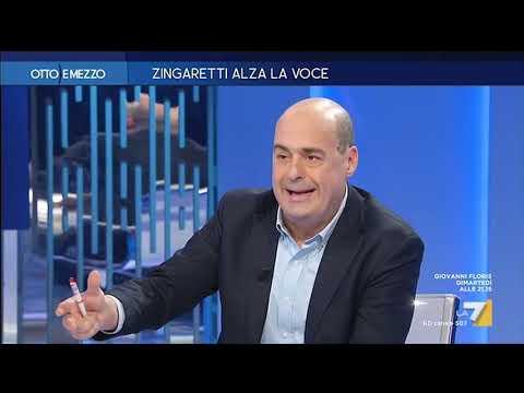 """Regionali, la profezia di Nicola Zingaretti: """"Sì, vinciamo. Non capisco il M5S"""""""