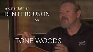 Master Luthier Ren Ferguson On Tone Woods  •  Wildwood Guitars Interview