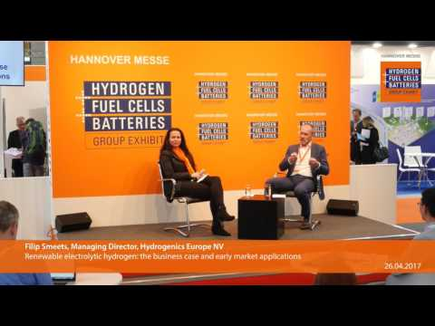 Renewable electrolytic hydrogen: the business case and early market applications
