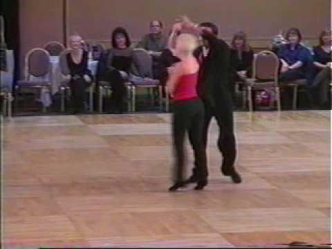 Jason Colacino & Deborah Szekeley!