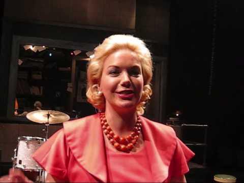 Million Dollar Quartet's Kelly Lamont