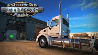 American Truck Simulator - Episode 4 - Purchasing My First Truck!