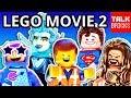 YouTube Turbo LEGO MOVIE 2 TV SPOTS BREAKDOWN! Batman's Wedding?! All Easter Eggs! Secrets!