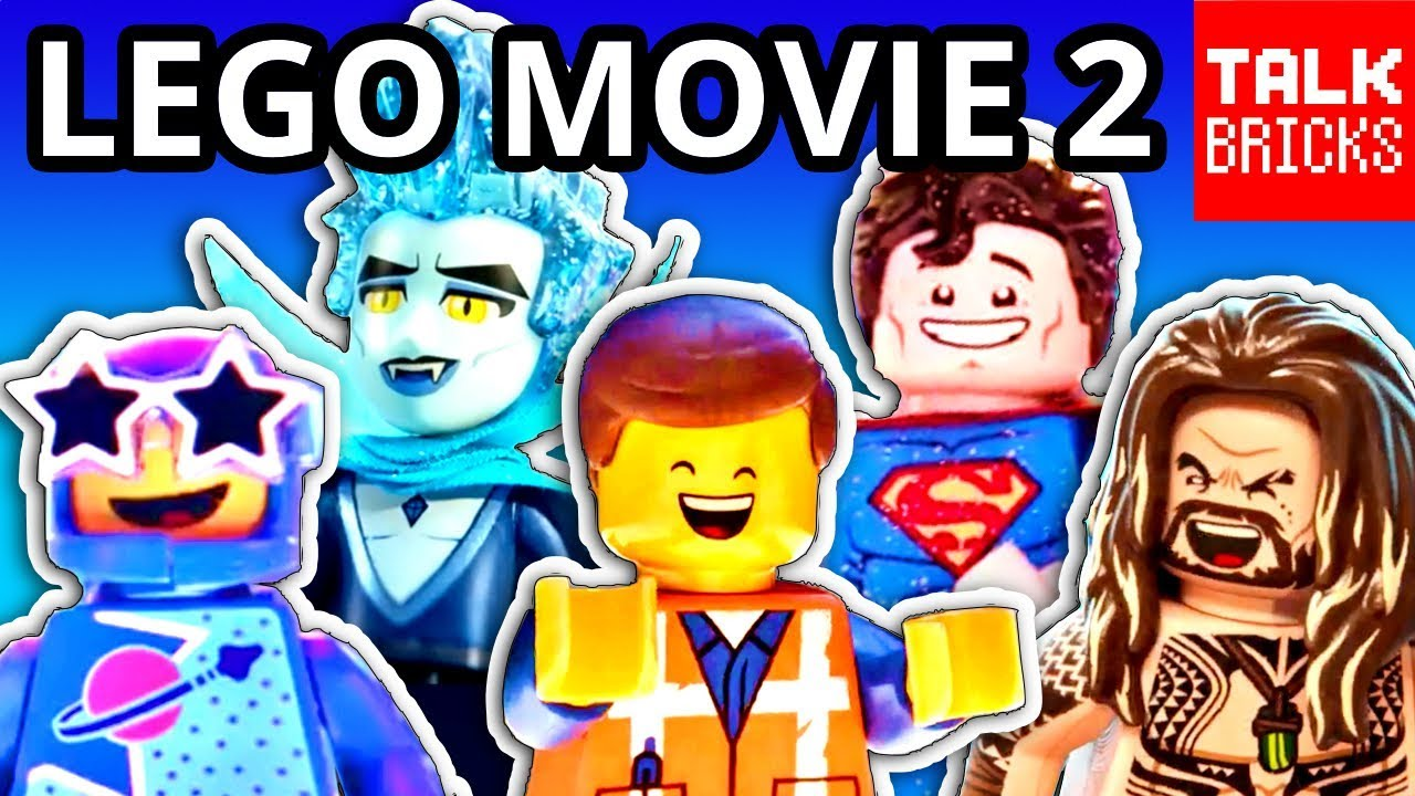 Lego Movie 2 Tv Spots Breakdown Batman S Wedding All Easter Eggs Secrets Youtube