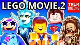 LEGO MOVIE 2 TV SPOTS BREAKDOWN! Batman's Wedding?! All Easter Eggs! Secrets!