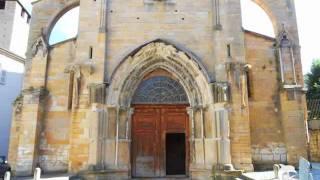 EURO-TRIP-4: Cluny, France