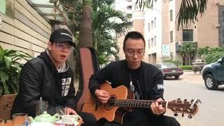 Chiều hôm ấy Live  Tùng Acoustic Ft Jaykii