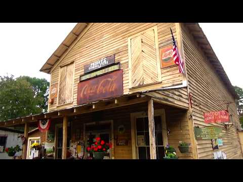 Priddy's General store( Old country store from the 1800's)