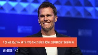 Lord of the Rings: A Conversation With Five-Time Super Bowl Champion Tom Brady