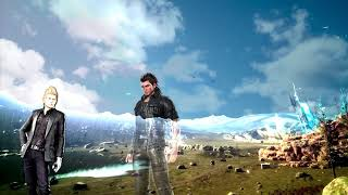 Final Fantasy XV: The Movie Part 1 Teaser