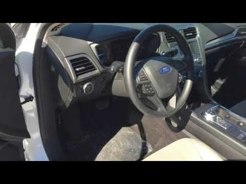 New 2019 Ford Fusion Elizabeth City, NC #897172 - SOLD