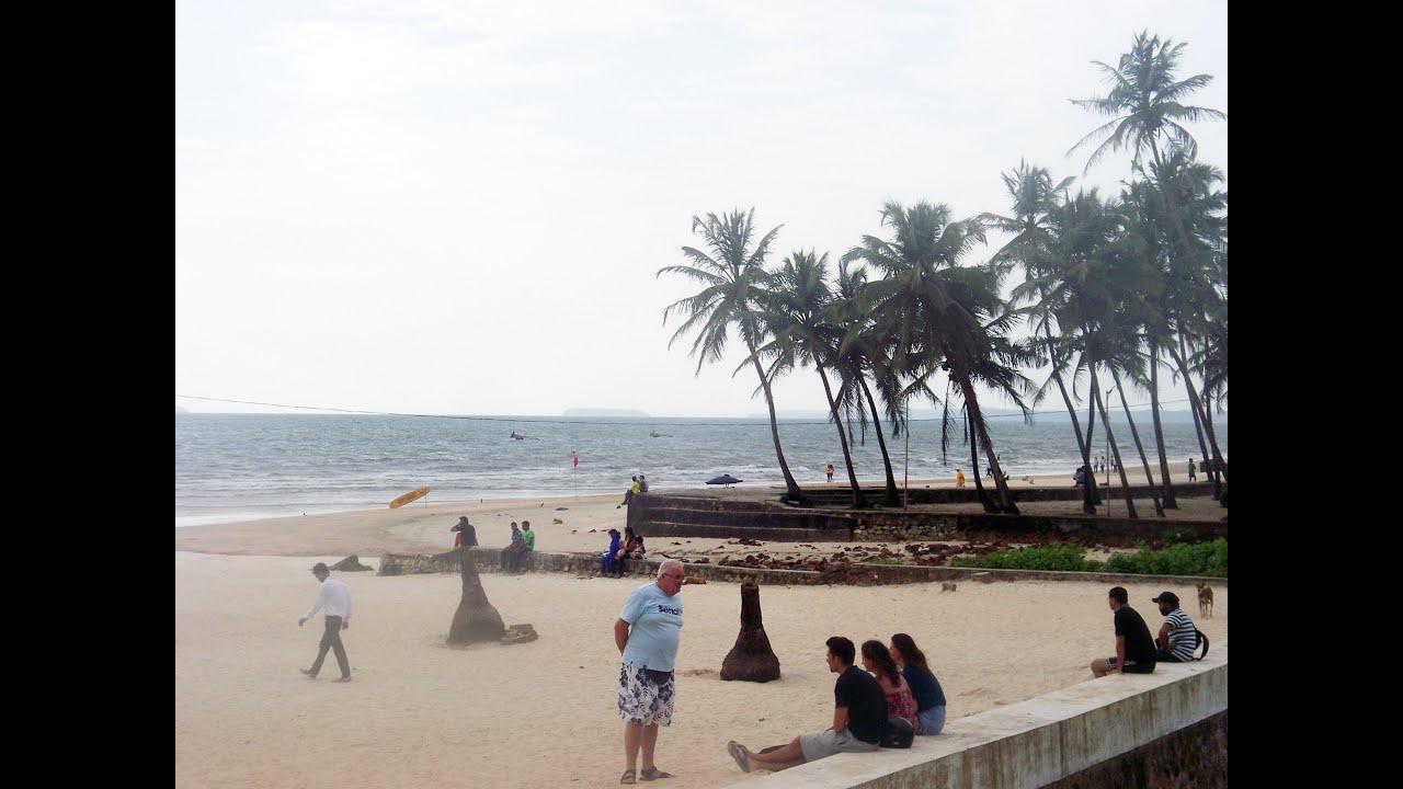 South Beach Hotels >> Famous Colva Beach Near Madgoan City - Goa Tourism ...