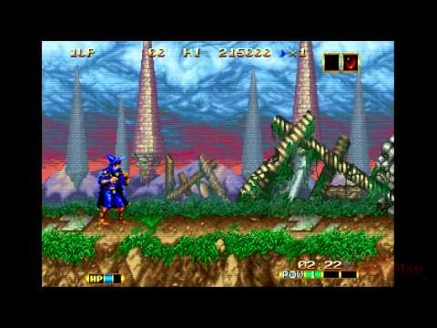 Neo-Geo Secrets - Magician Lord: 'The Jump trick' (never seen before)