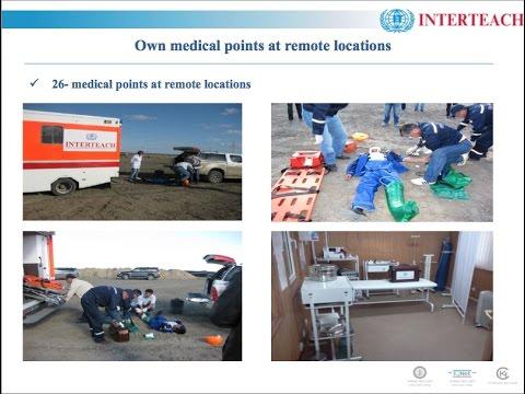 Health insurance in Kazakhstan. INTERTEACH medical insurance.