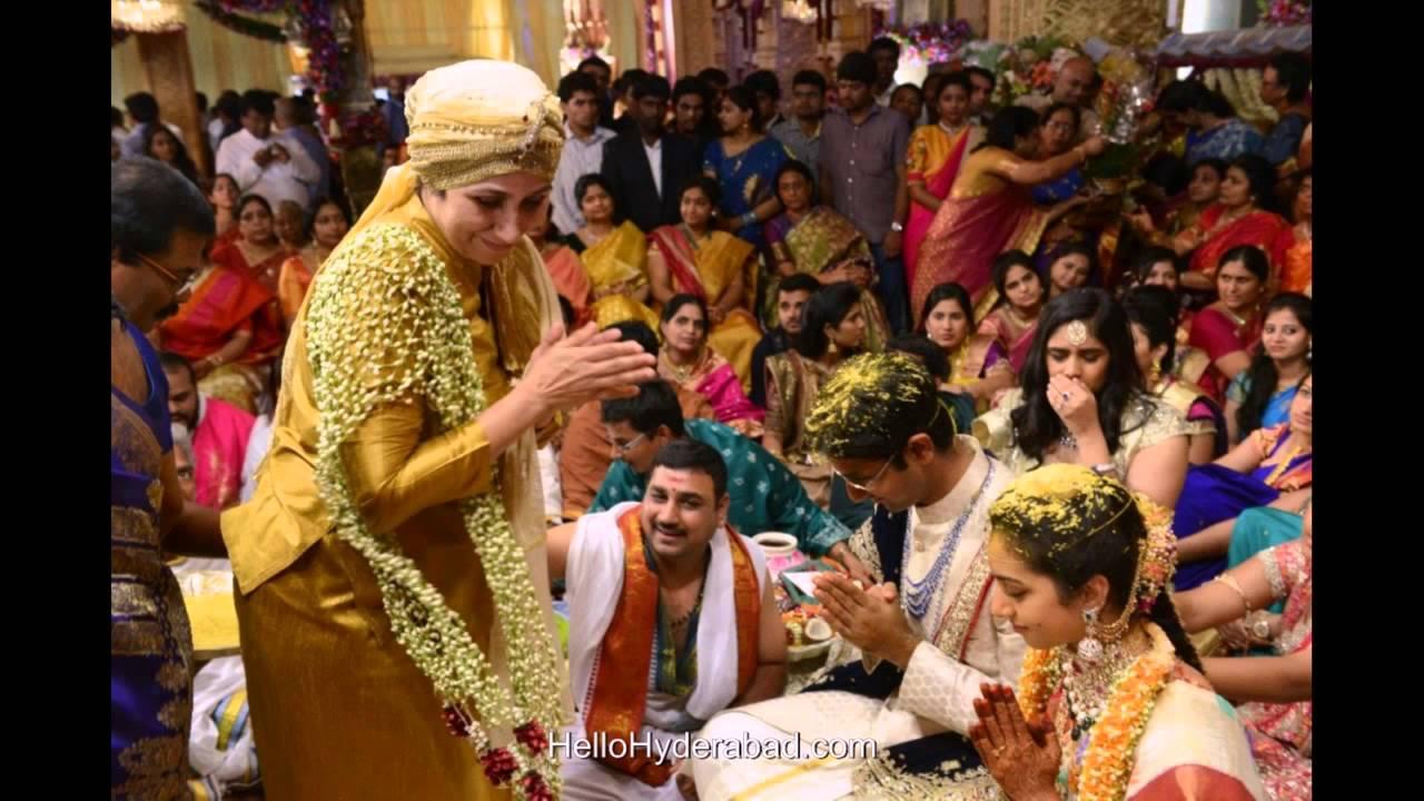 Balakrishna Daughter Wedding Part - 6 - YouTube