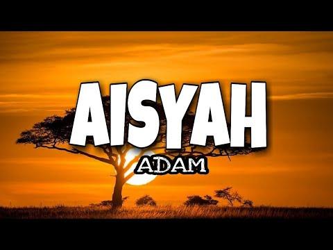 adam---aisyah-istri-rasullallah- -cover-(-lirik-vidio-)