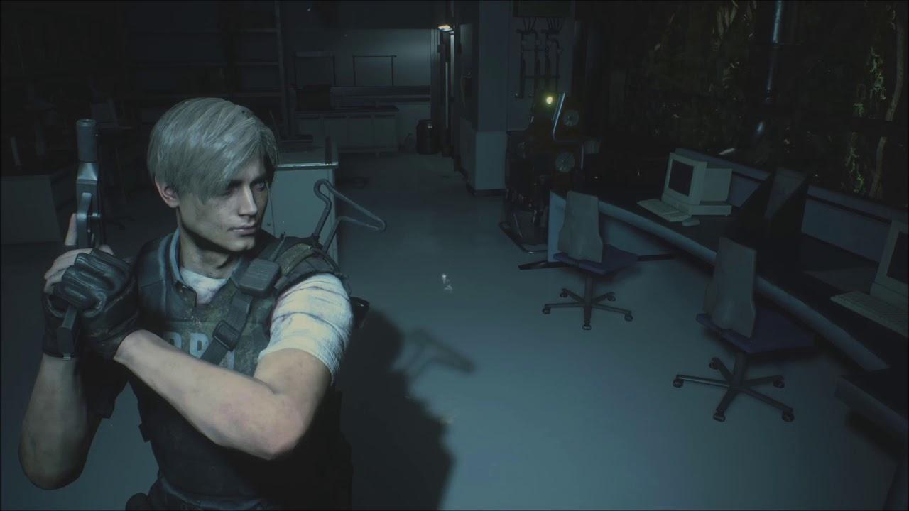 Resident Evil 2 Gewächshaus Code