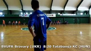 Handball. U17 boys. Sarius cup 2017. BVUFK Brovary (UKR) - Tatabanya KC (HUN) - 9:24 (2nd half)