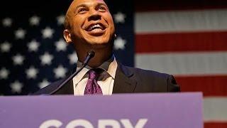 Cory Booker Wins NJ Senate Race: New Jersey