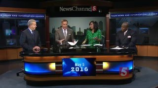 NewsChannel 5 Team Loses It Over Edible KFC Nail Polish