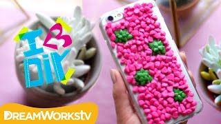 DIY 3D Spring Succulent Phone Case | I ♥ DIY