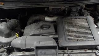 Двигатель Hyundai для Starex H1 1997-2007