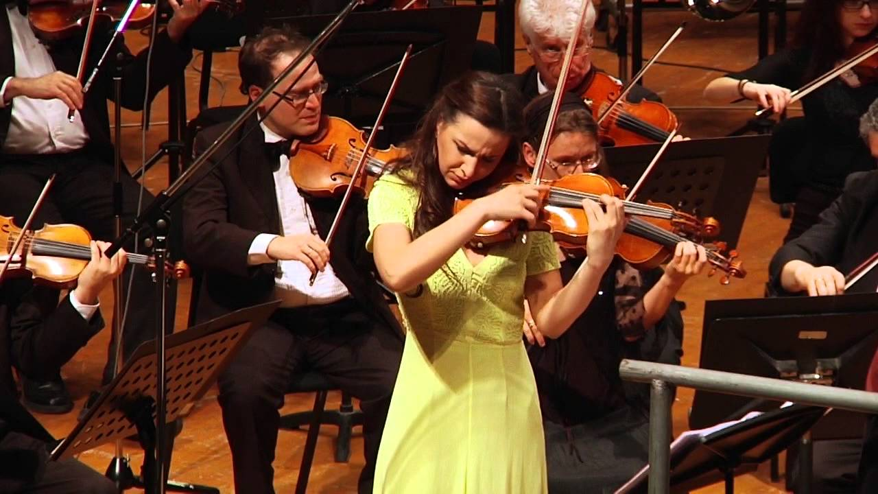 Rusanda Panfili - Verano Porteno (Astor Piazzolla) - YouTube