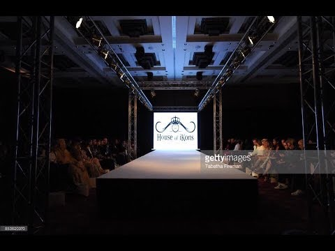 House of iKons Fashion Show During LFW Sept 2017