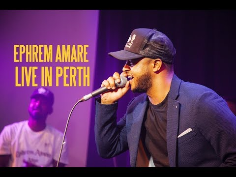 Ephrem Amare - Atiyo [Concert] in Perth, Australia - Lyrics