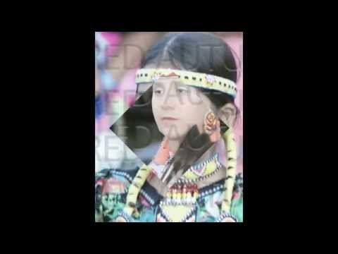 Native American Indian mashantucket pequot pow wow 2013