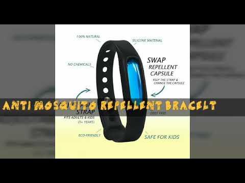 Anti Mosquito Repellent Bracelet