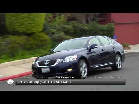 2010 Lexus GS 350-460 Used Car Report