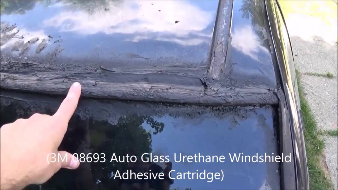 Resealing 97-03 F-150 Windshield Leaking onto GEM Module ...