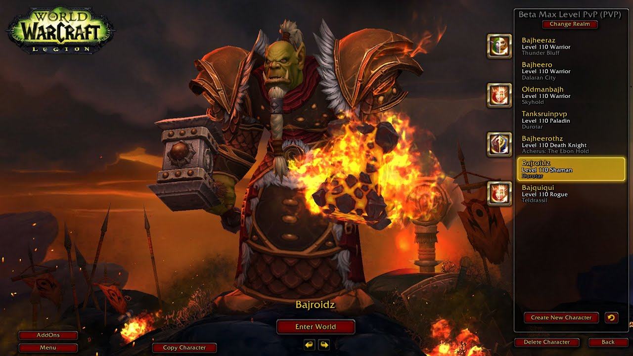 world of warcraft wallpaper hd horde
