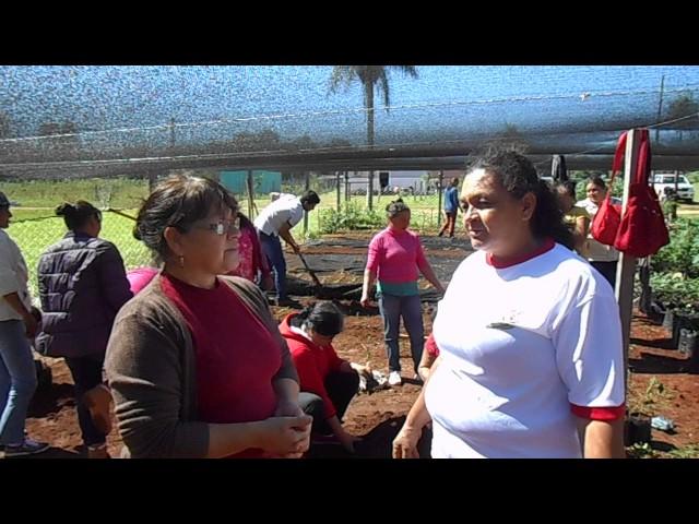 Testimonio de la Presidenta de la Asociación Distrital de Mujeres de Tava´i Pora - Paraguay