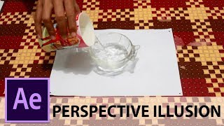 Perspective Illusion (Zach King's Trick) w/ Breakdown