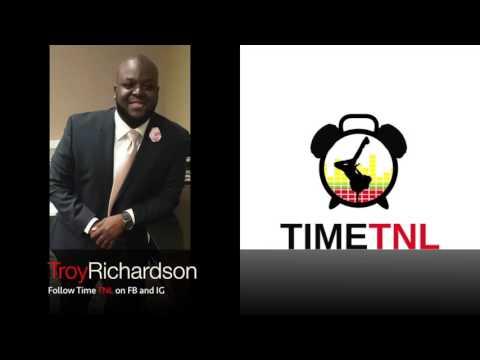 """Time TNL Interviews Troy """"Rich"""" Richardson"""