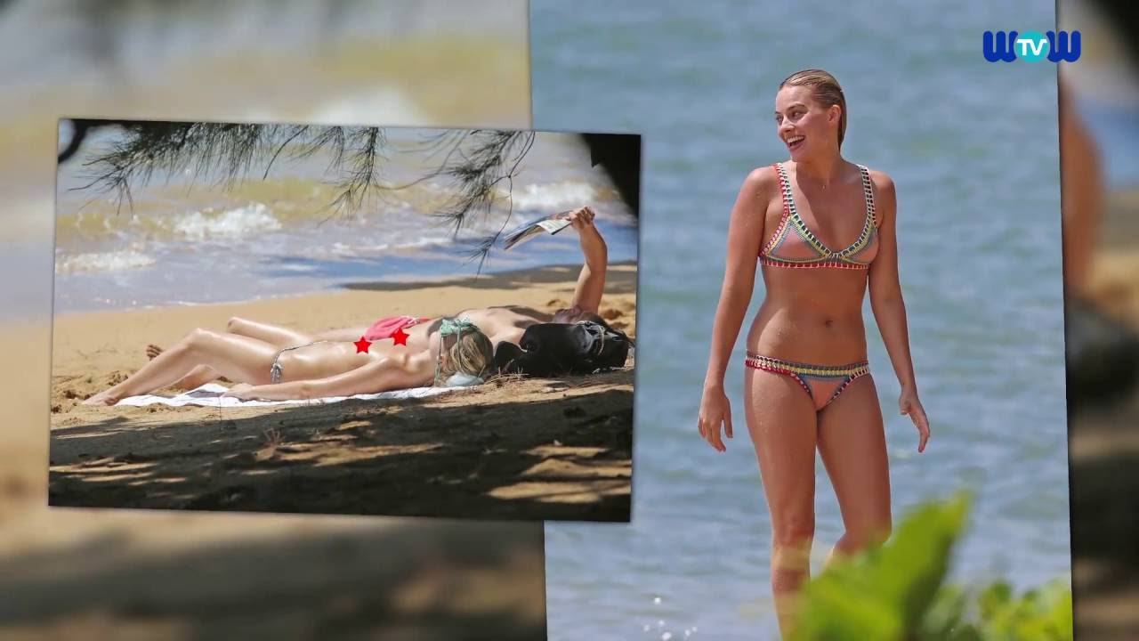 Topless Margot Robbie naked (27 photos), Ass, Cleavage, Boobs, cleavage 2015