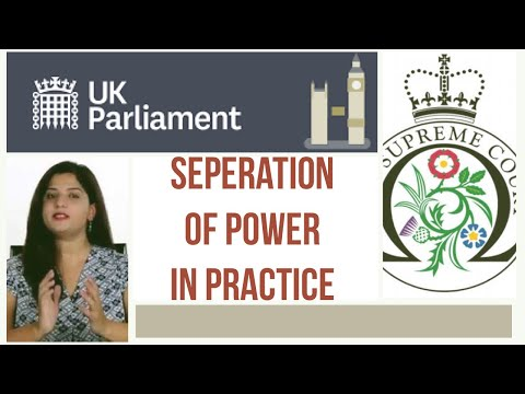 15 - Separation of power in practice
