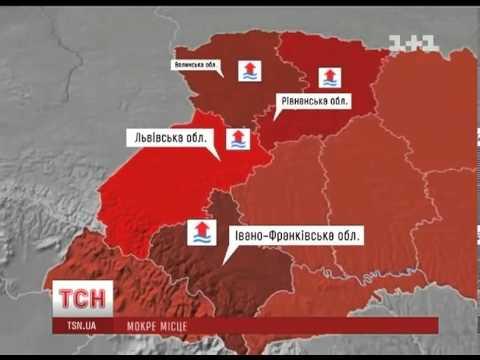 Смотреть Нестійка погода в Україні триватиме ще тиждень онлайн