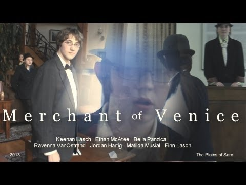 Merchant of Venice (Reenactment video project)