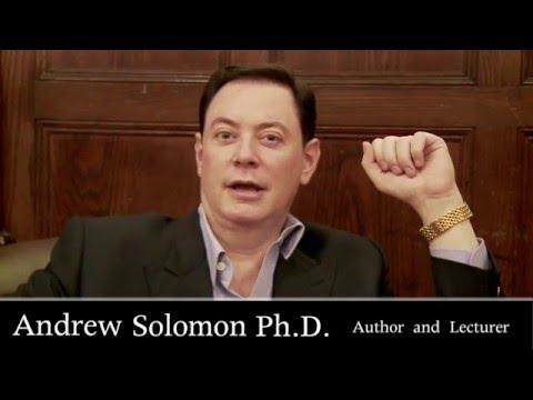 Andrew Solomon Interview in Rhinecliff