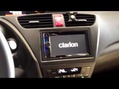 Cómo cambiar la radio de Honda CRV por un navegador, por ...