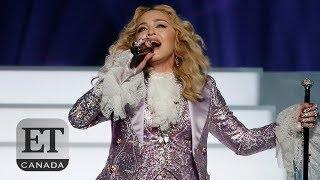Madonna Celebrates Her 60th Birthday