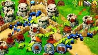 BUNS INVASION HD ( Вторжение колобков ) iPhone/iPad NEW Gameplay Trailer