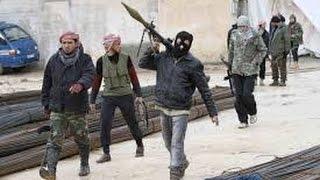 Причина войны в Сирии. План